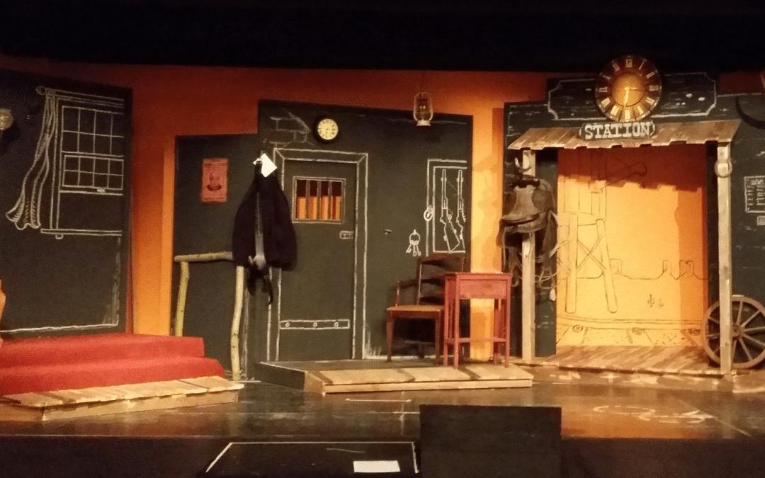 Theater: Bühnenbildmalerei