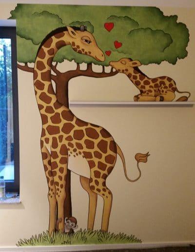 Kinderzimmermalerei 1