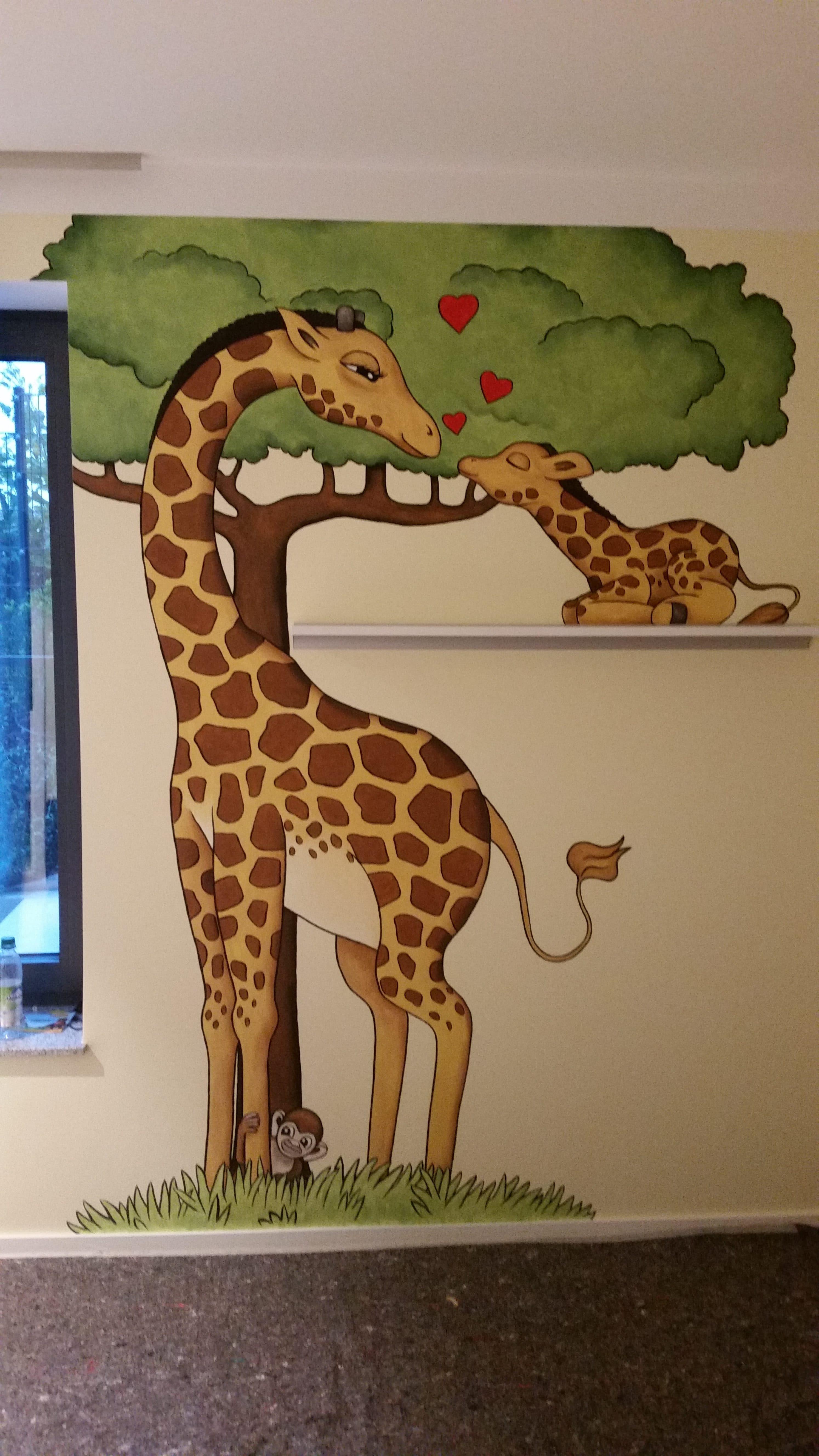 Kinderzimmermalerei