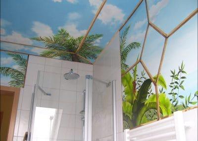 Badezimmer, Pflaumheim (privat) 1