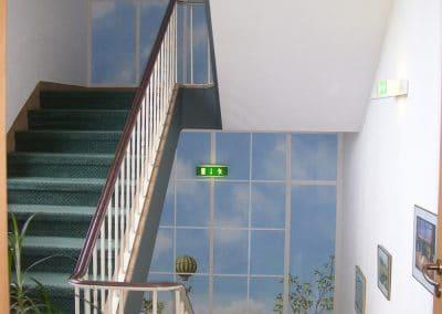 Hotel Treppenhaus 2
