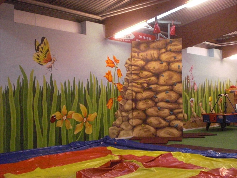 Indoorspielpark Aschaffenburg