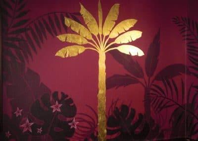 Tropicana (plakative Wandmalerei) 1