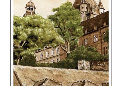 Postkarten Aschaffenburg 10