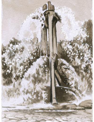 Postkarten Heidelberg 5