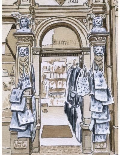 Postkarten Heidelberg 6