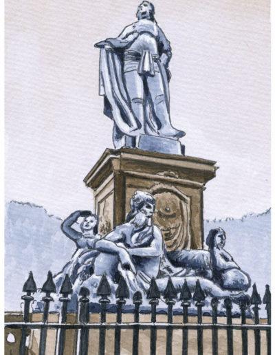 Postkarten Heidelberg 8
