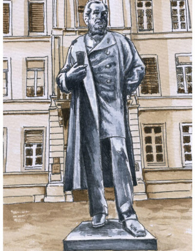 Postkarten Heidelberg 9