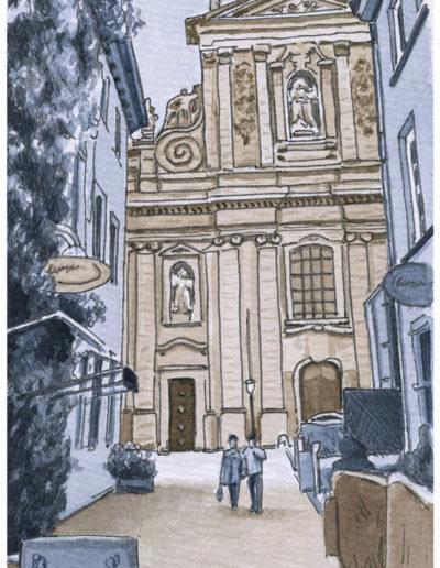 Postkarten Heidelberg 10