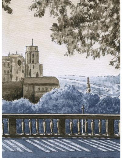 Postkarten Heidelberg 11