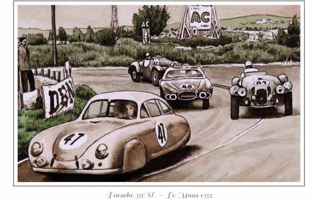Postkarten Automuseum Ladenburg