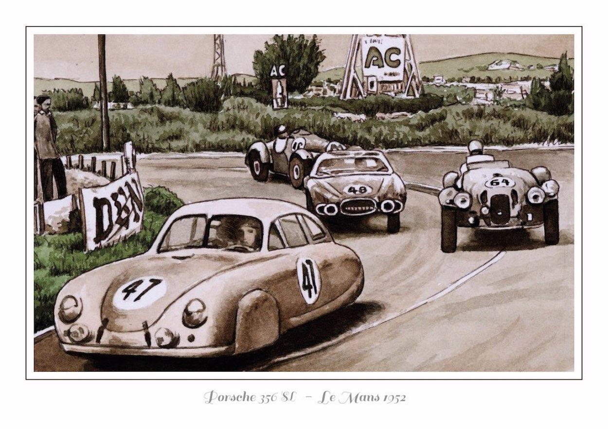 Postkarten Automuseum Ladenburg 1