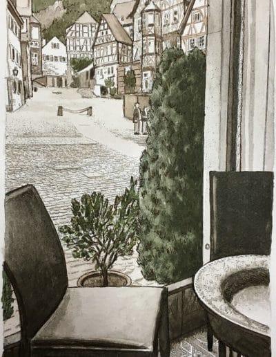 Postkarten Miltenberg 7