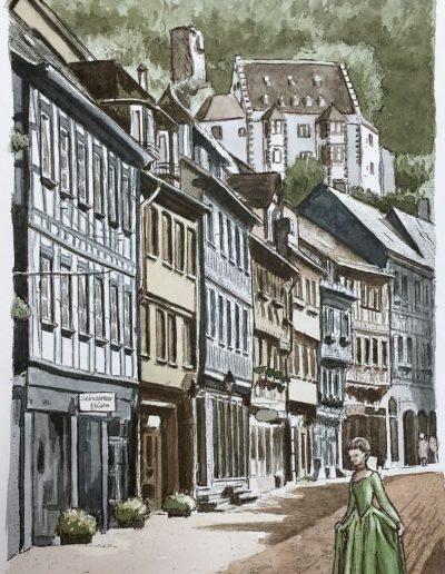 Postkarten Miltenberg 8